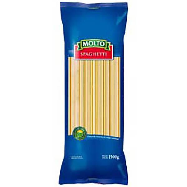 Fideo Molto spaghetti 500 grs