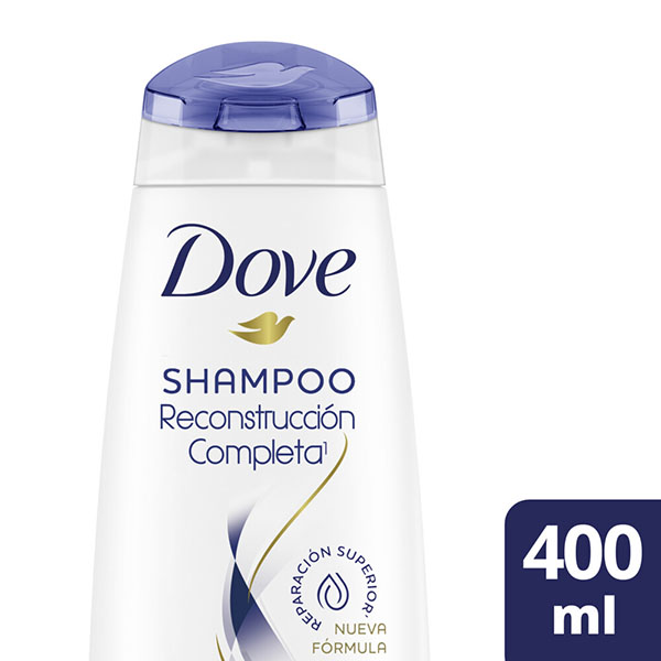 DOVE SHAMPOO RECONST. 400ML