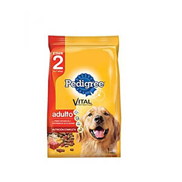 PEDIGREE BALANCEADO AD.CAR/POLL/CER.X1.5KG